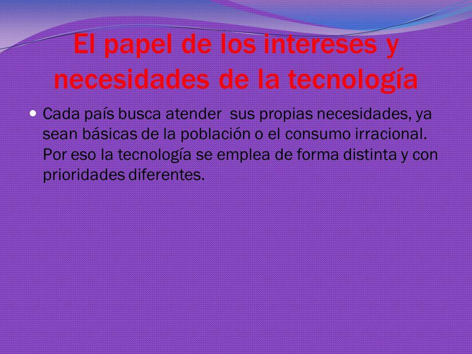 El control social del desarrollo técnico para el bien común La tecnología optimiza las situaciones laborales, sociales y de entretenimiento, incluso c