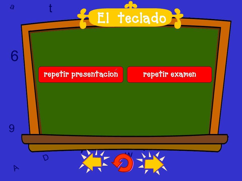 a c t w 6 9 l D a c t w A T 6 9 D A T l w l c 6 9 El teclado esperamos que tus respuestas hayan sido las correctas... si deseas puedes reperir el exam