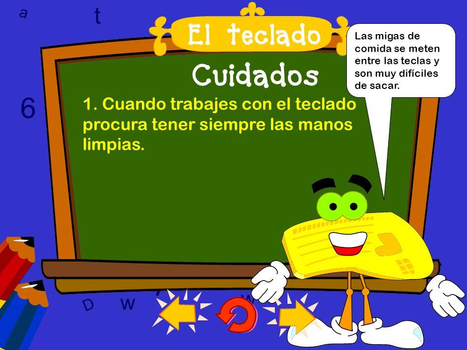 l w a c t w 6 9 l D a c t w A T 6 9 D A T l w c 6 9 Cuidados 1.