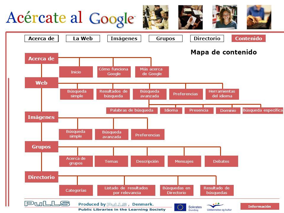 Acerca de La Web Imágenes Produced by, Denmark.