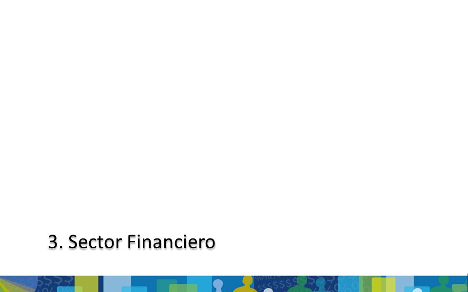 3. Sector Financiero