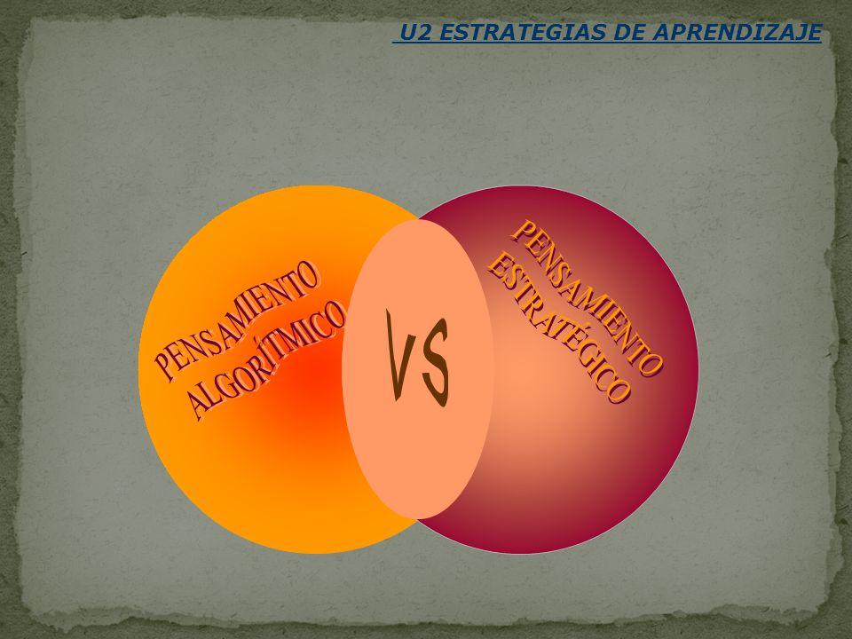 U2 ESTRATEGIAS DE APRENDIZAJE 2.