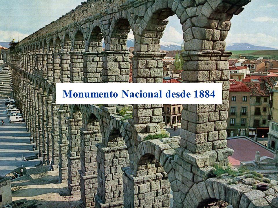 Monumento Nacional desde 1884