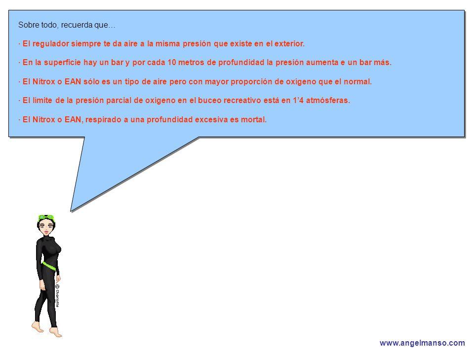 www.angelmanso.com Esta presentación pertenece a Angel Manso Madrid, domingo 1 de octubre de 2006 Sobre todo, recuerda que… · El regulador siempre te