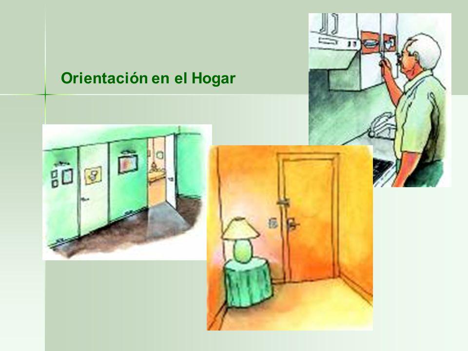 Orientación en el Hogar