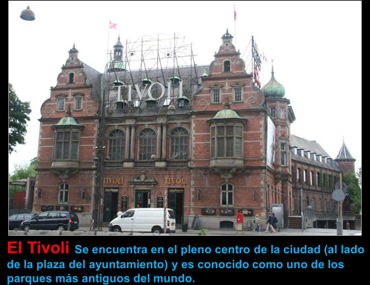 Parque de atracciones El Tivoli