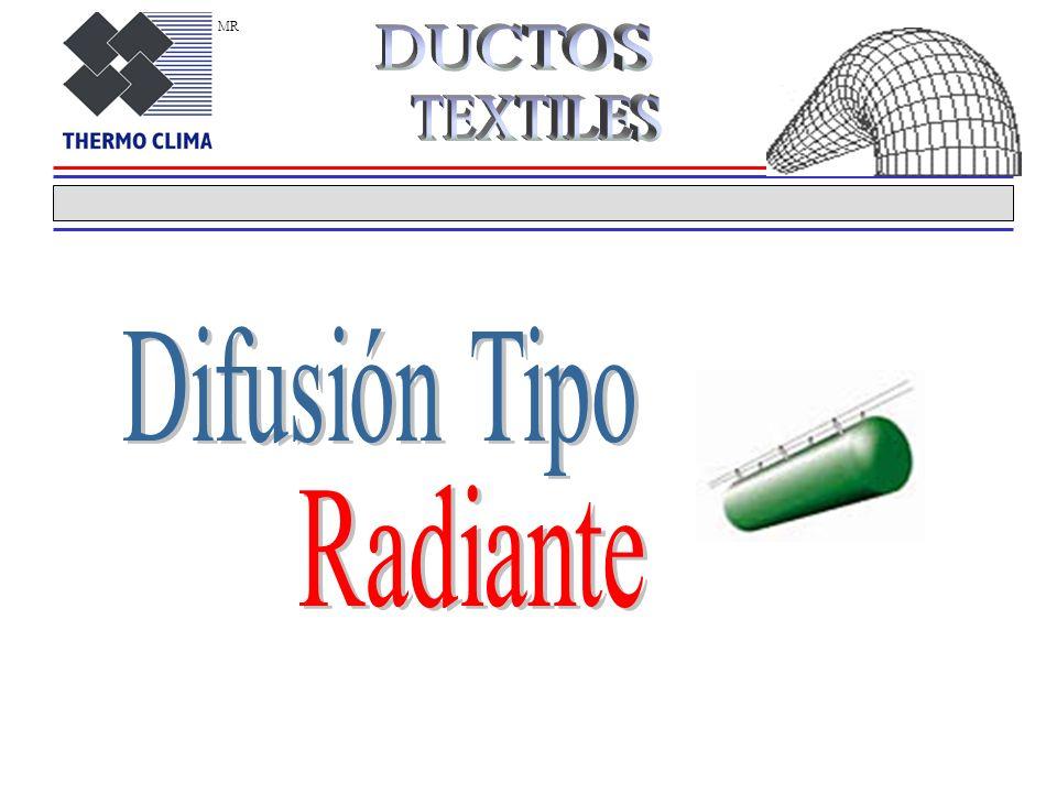 Difusión Tipo Energía Fuerte Inducción Gran Distancia MR