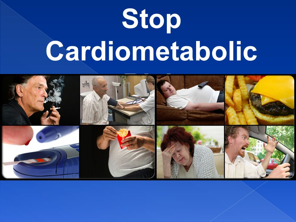 Stop Cardiometabolic Risk Before It Stops You