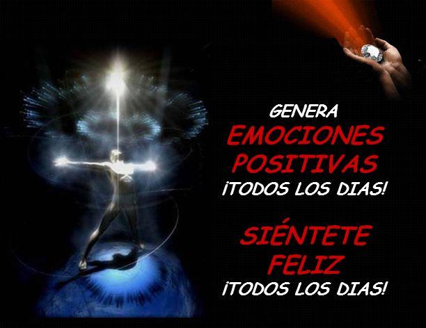 Las emociones se pueden dividir en dos grandes categorías: Emociones Negativas Todas aquellas que te hacen sentir mal Emociones Positivas Todas aquell
