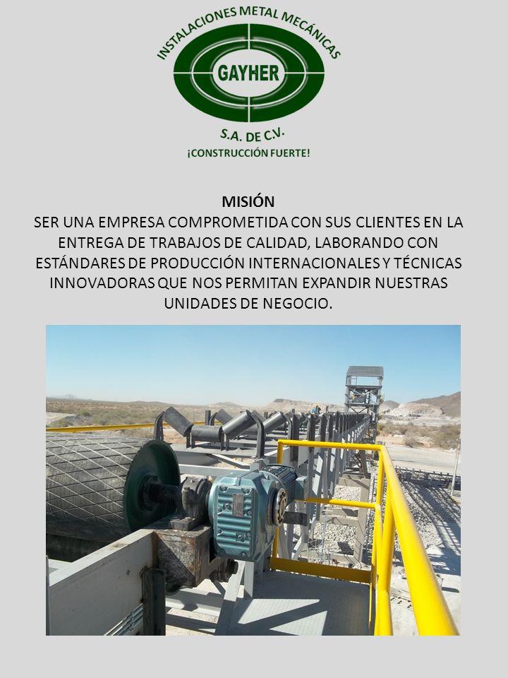 PROYECTOS CAL QUÍMICA MEXICANA S.A.