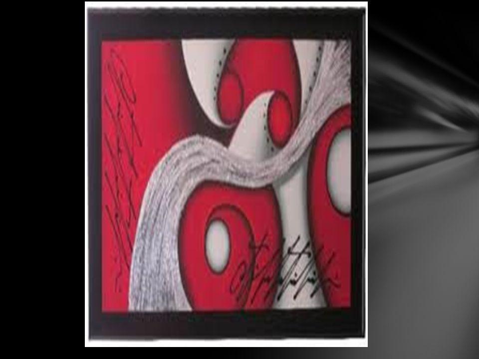 Como su nombre lo dice, la expresión no es clara, creando estructuras que no hacen referencias a la realidad objetiva; ejemplo: una pintura abstracta,