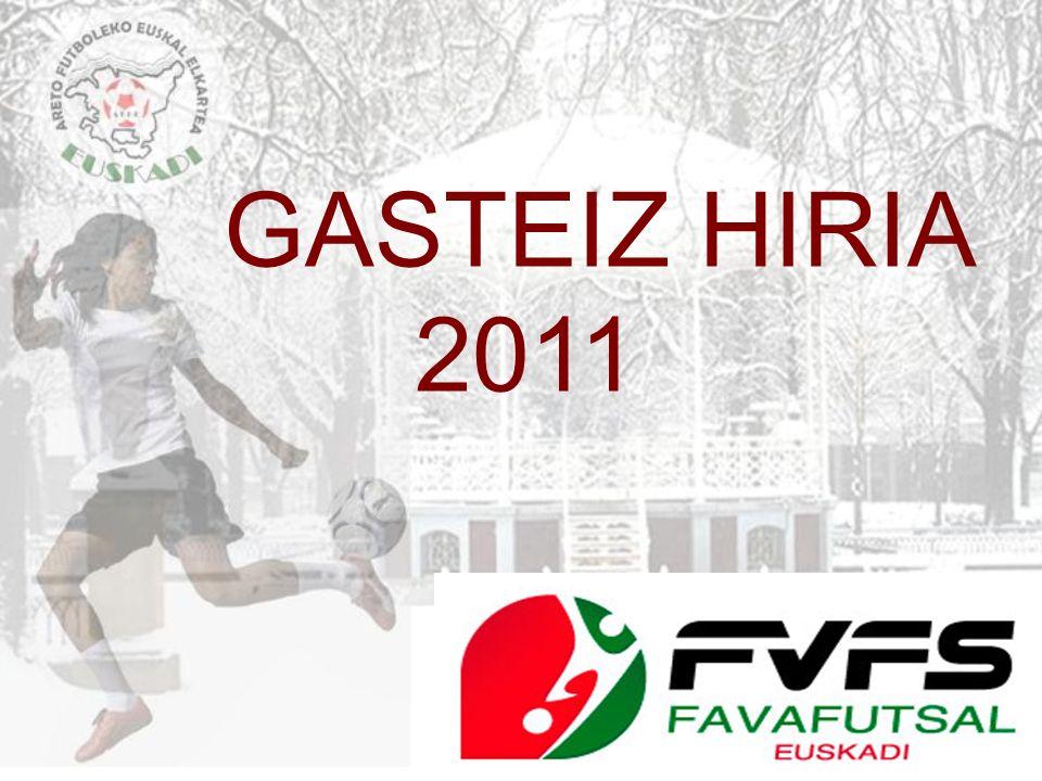 GASTEIZ HIRIA 2011