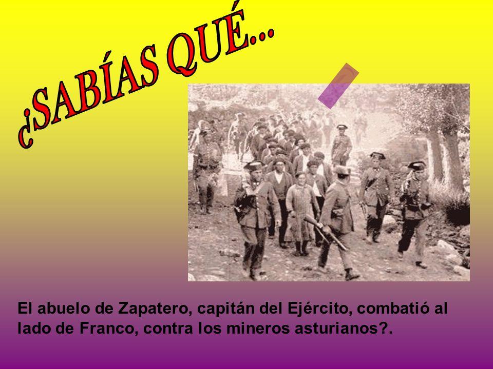 Para contener a los 30.000 mineros sublevados, la República llevó a Asturias a Franco y a las tropas moras y legionarias de África?.