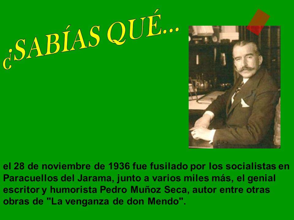 en ese Modelo de democracia que fue la II República, según Zapatero, el 13 de julio de 1936 fue sacado de su domicilio y asesinado por Luis Cuenca, Gu