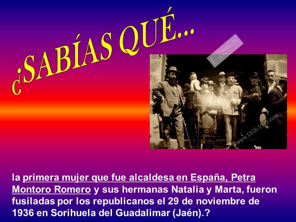 el 7 de noviembre de 1938 la aviación republicana bombardeó Cabra, ciudad de 20.000 habitantes en aquella época, sin que existiera allí objetivo milit