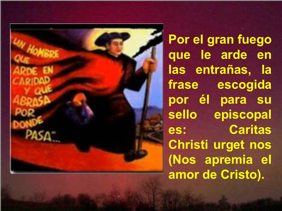 A los pocos días de fundar la congregación de Misioneros, el 11 de agosto, comunican al P. Claret su nombramiento como Arzobispo de Cuba. A pesar de s