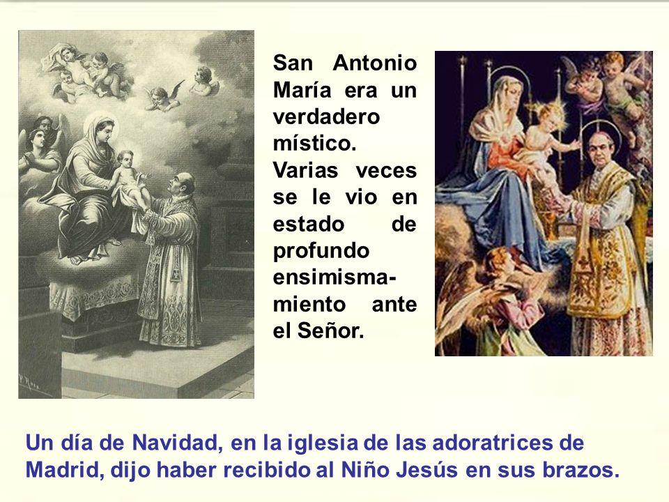 La Familia Claretiana está compuesta por los Misioneros Claretianos Hijos del Corazón de María, Misioneras Claretianas Religiosas de María Inmaculada,