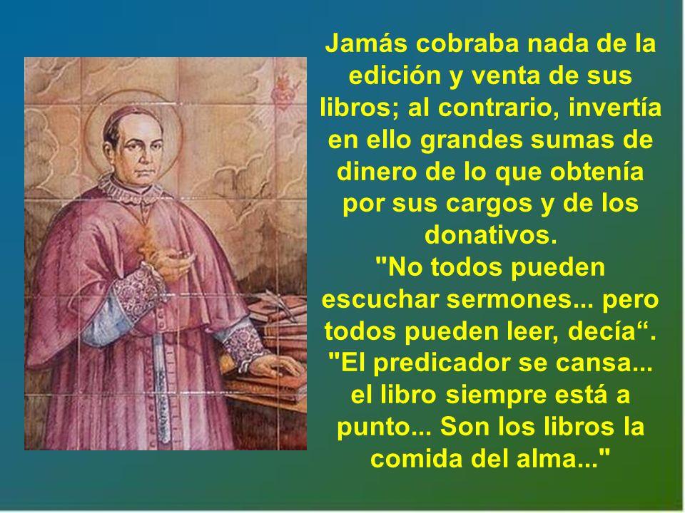 Escribió unas 96 obras propias (15 libros y 81 opúsculos) y otras 27 editadas, anotadas y a veces traducidas por él. Sólo si se tiene en cuenta su ext