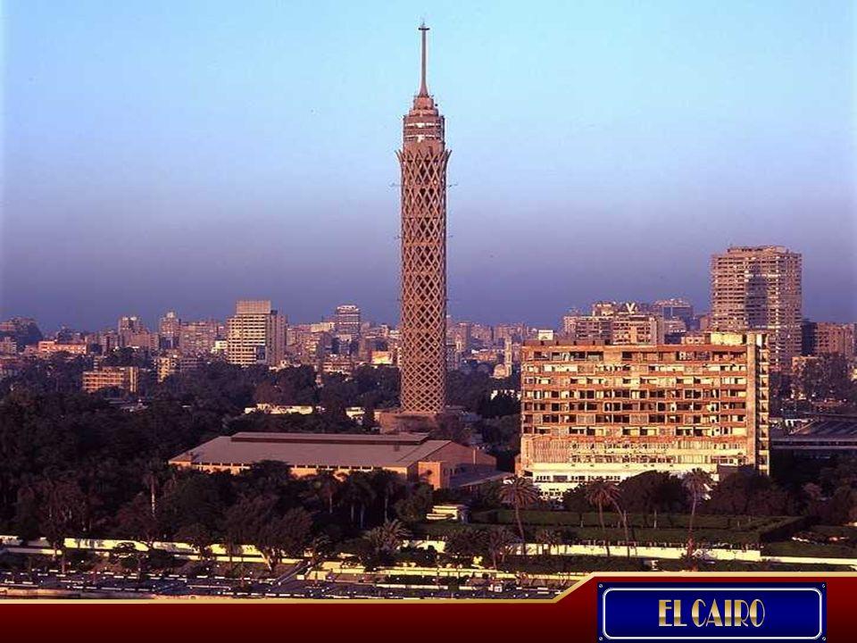 El Cairo (en árabe,القاهرة Al-Qāhira la fuerte , la victoriosa ) es la ciudad capital de Egipto y de su Gobernación (o provincia).