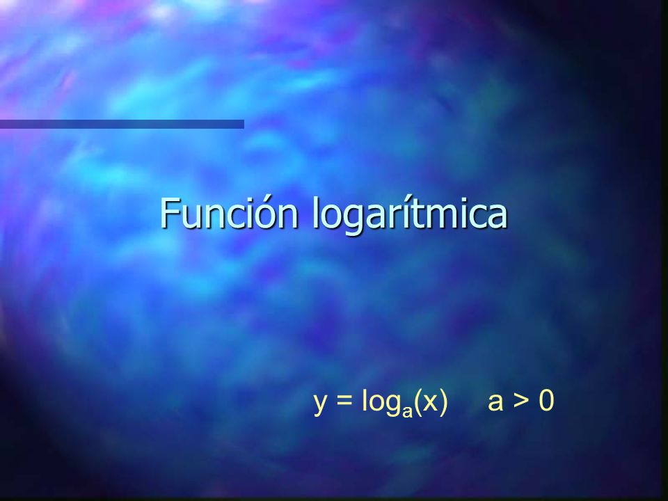 Ejemplos de aplicaciones de la función exponencial A. Crecimiento malthusiano: P(t) = P 0 ·a kt B. Crecimiento logístico: C. Presión atmosférica: a =