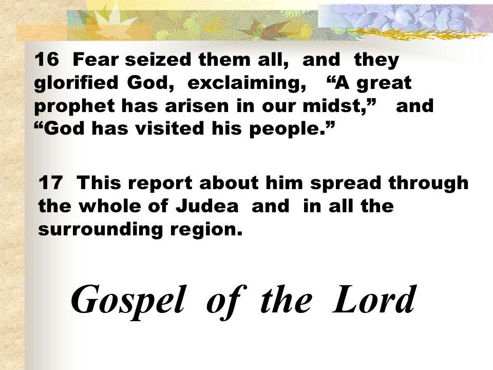 Cuando alguien dice que tiene el don de profecía, o visiones, o sueños, se tiene que examinar y probar por la comunidad de creyentes.