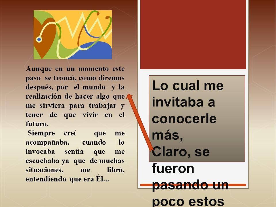 «Subir el espíritu» y «cosas sobrenaturales» son expresiones técnicas: quedarán aclaradas en el texto.