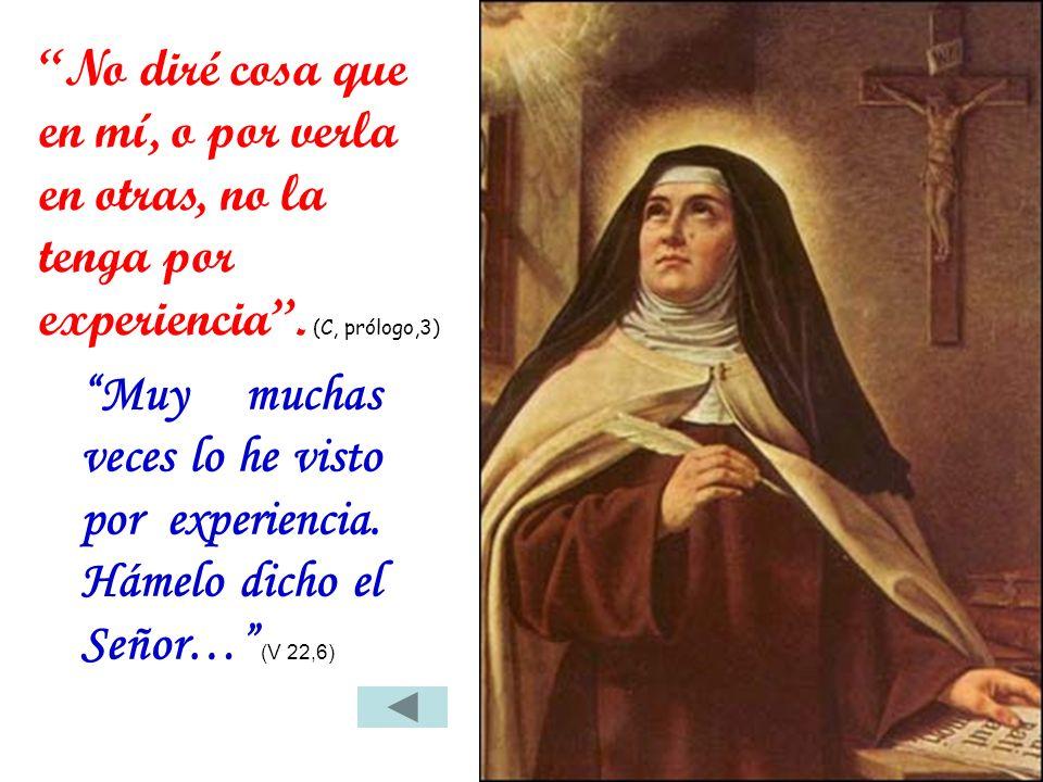 A principios del s.XVI surge en España una espiritualidad nueva marcada fuertemente por su tensión hacia la interioridad y hacia la persona.
