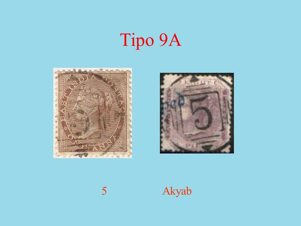 Tipo 9A 5 Akyab
