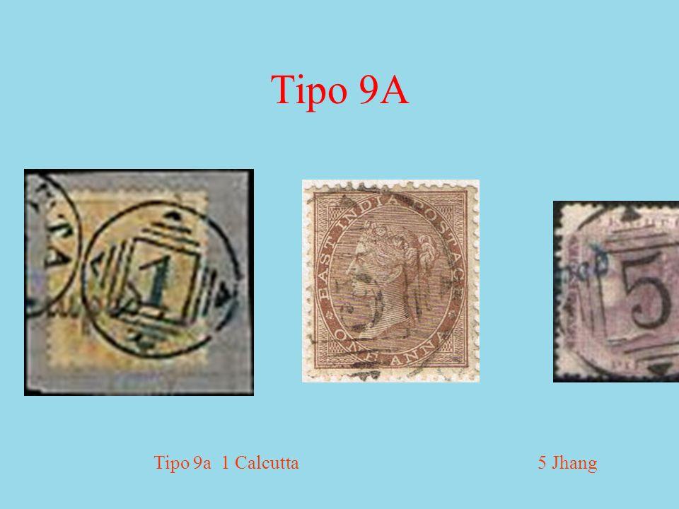 Tipo 9A Tipo 9a 1 Calcutta 5 Jhang