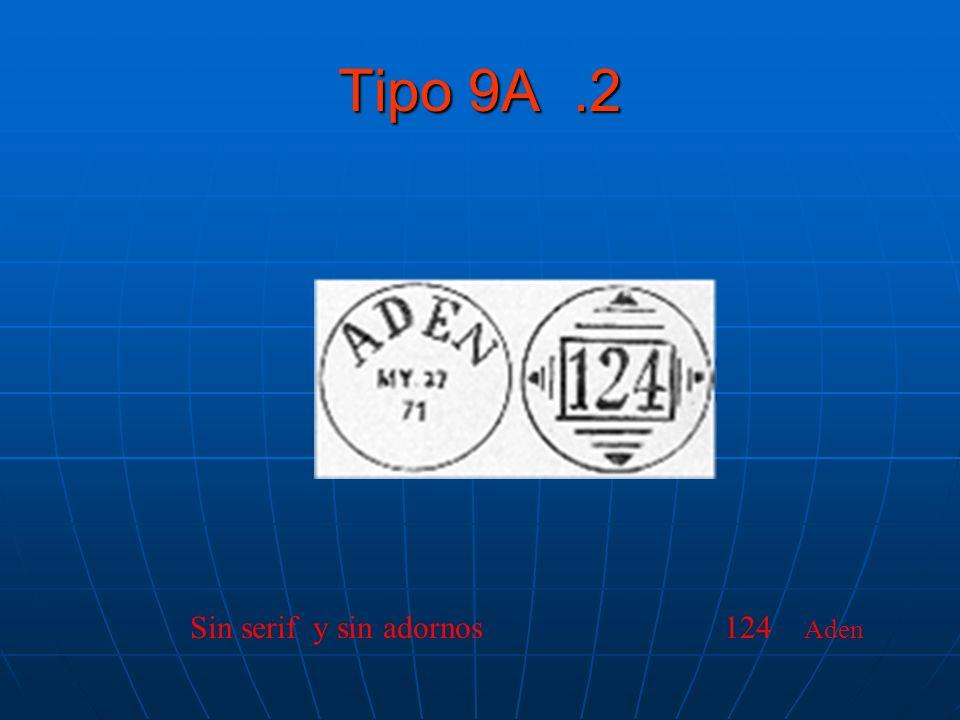 Sin serif y sin adornos 124 Aden