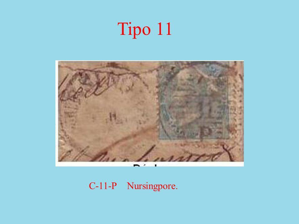 Tipo 11 C-11-P Nursingpore.