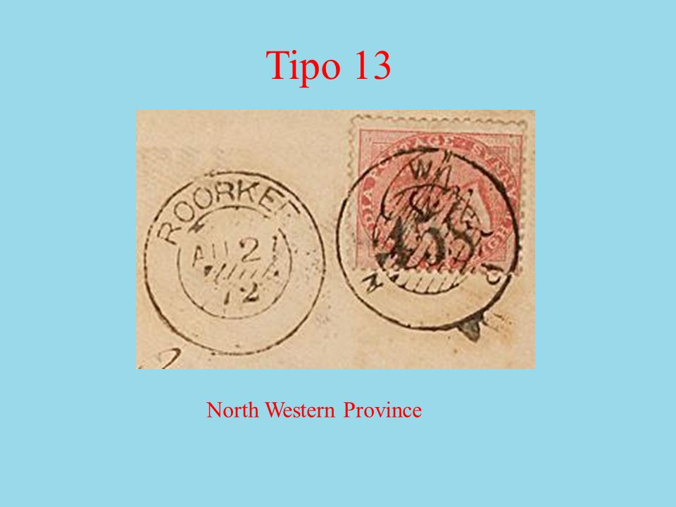 Tipo 13 North Western Province