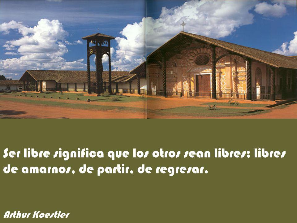 Luchar por la libertad es ya ser libre. Pierre Fougeyrollar