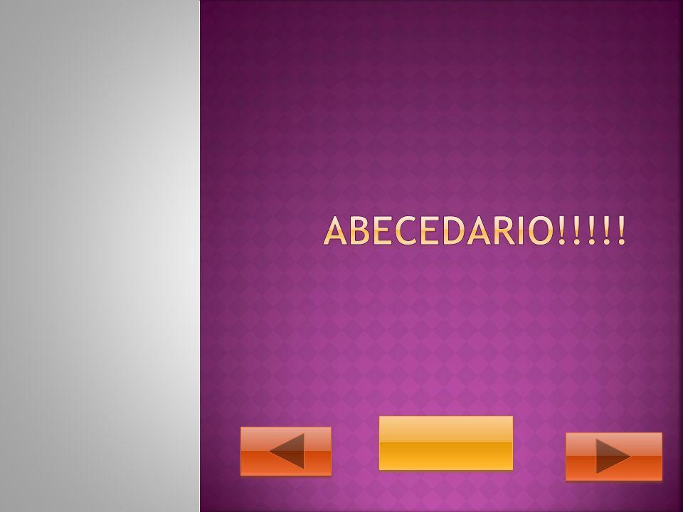 el alfabeto o abecedario español está formado desde 1803 por 29 letras La ch y la ll aun siendo dígrafos son también letras del abecedario por representar un sólo sonido, a diferencia del dígrafo rr que tiene el mismo sonido que la r incial.