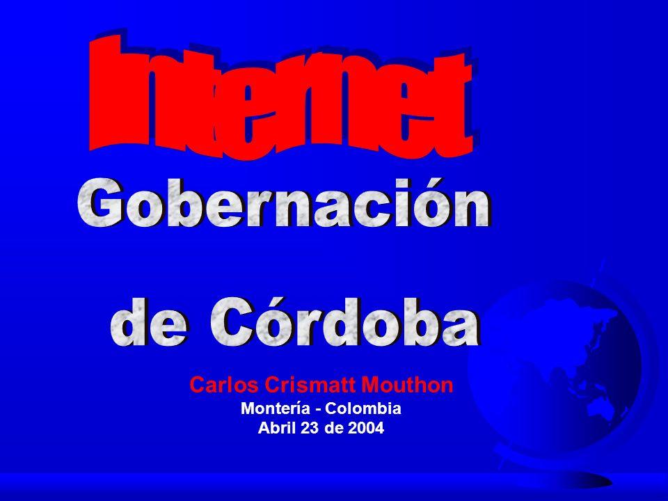 CONTENIDO IV.Internet: La Telaraña Mundial V. Internet: Hospedaje I.