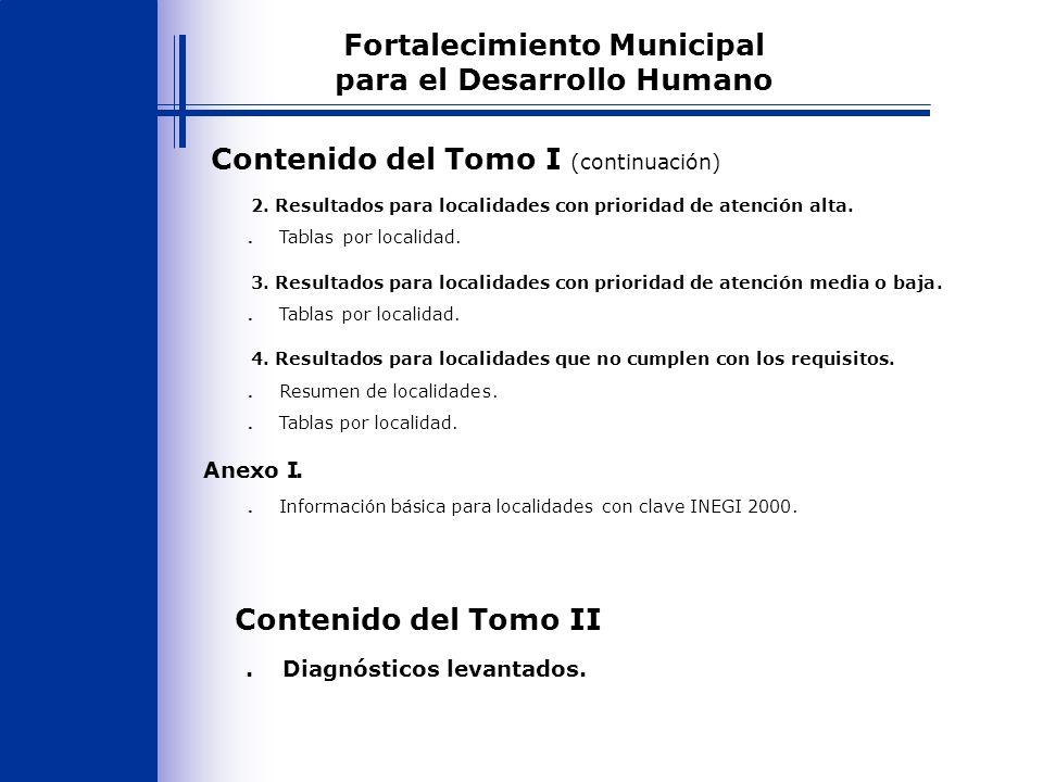 Acciones: 1.Promover la instauración de la Comisión de Desarrollo Humano en los Ayuntamientos.