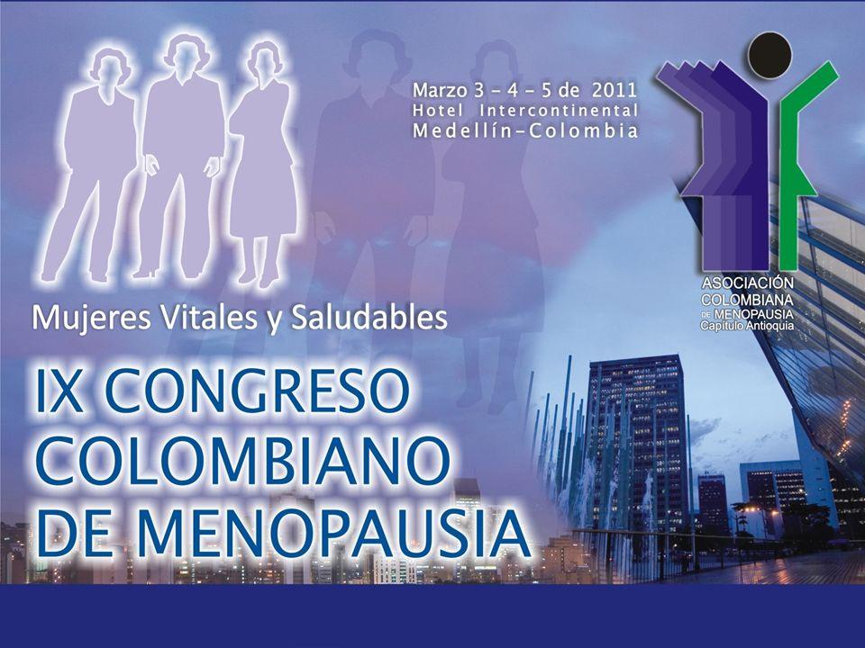 ORGANIZA Asociación Colombiana de Menopausia, CAPITULO ANTIOQUIA