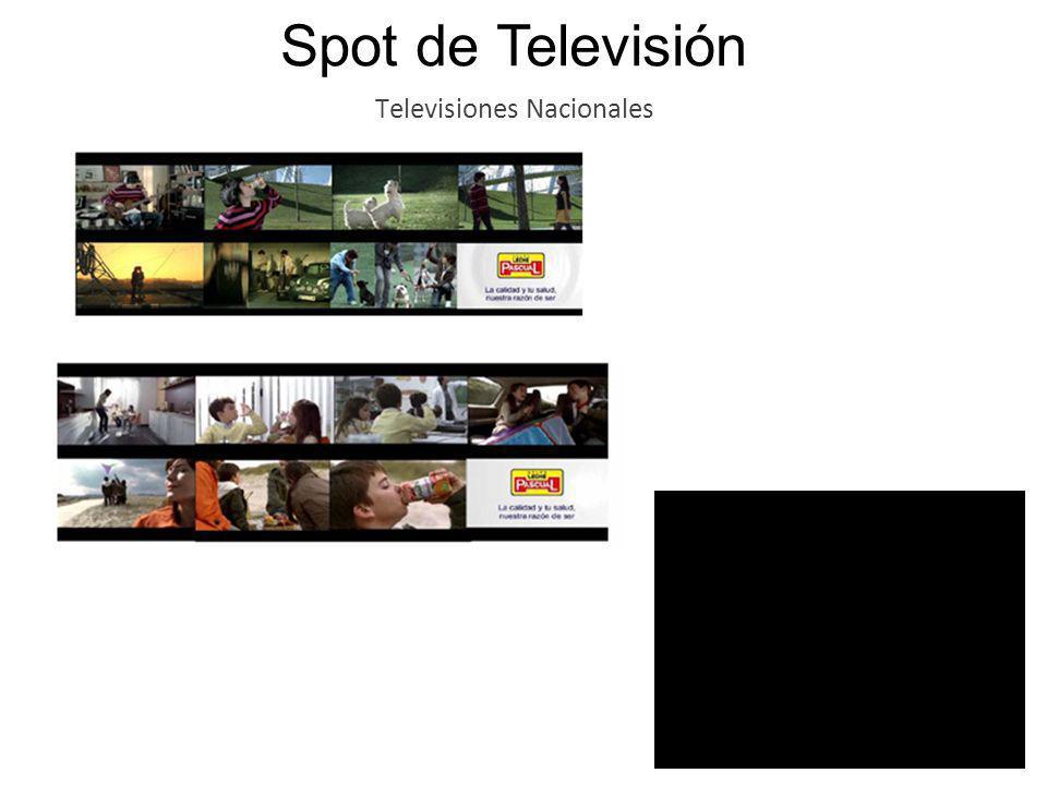 Spot de Televisión Televisiones Nacionales