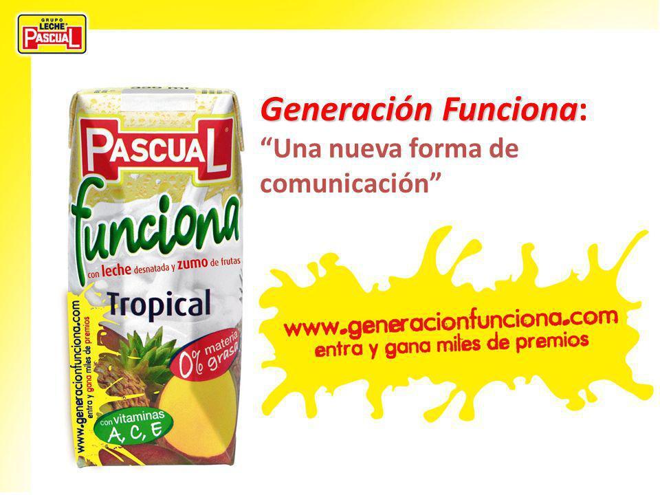 Generación Funciona Generación Funciona: Una nueva forma de comunicación