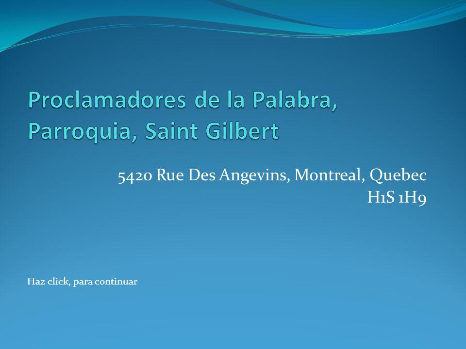 5420 Rue Des Angevins, Montreal, Quebec H1S 1H9 Haz click, para continuar