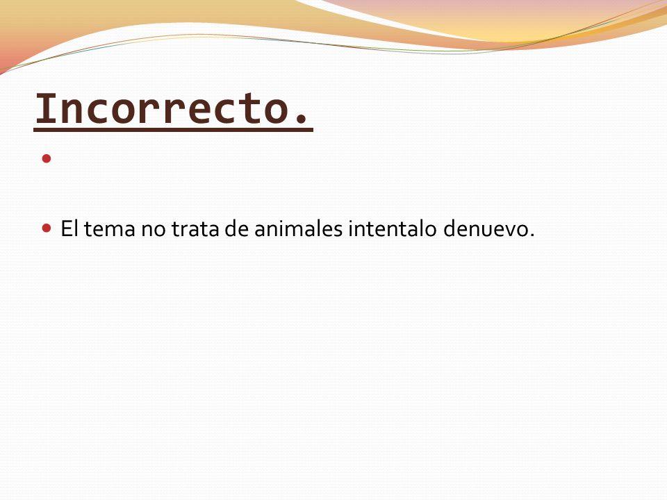 ¿ Qué es el tabaco ? A) un perro. B) Una planta. C) Un caballo.