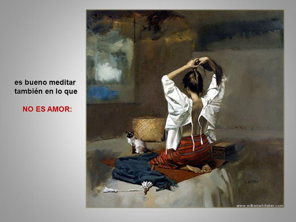 Si discuten por cualquier motivo; se mueren de celos uno del otro; o no siempre hacen los mismos planes….