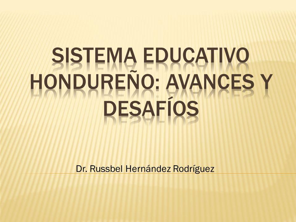 I.INTRODUCCIÓN A. CÓMO Y QUIÉN DEBE CALIFICAR LA SITUACIÓN DEL SISTEMA EDUCATIVO.