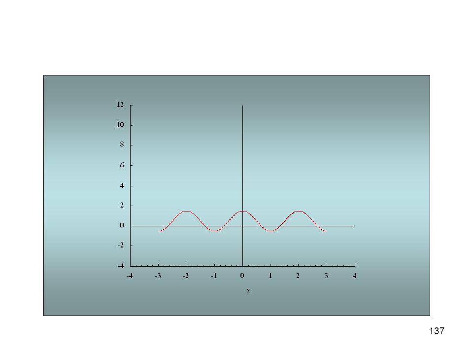 136 Calcular la serie de Fourier de (x):