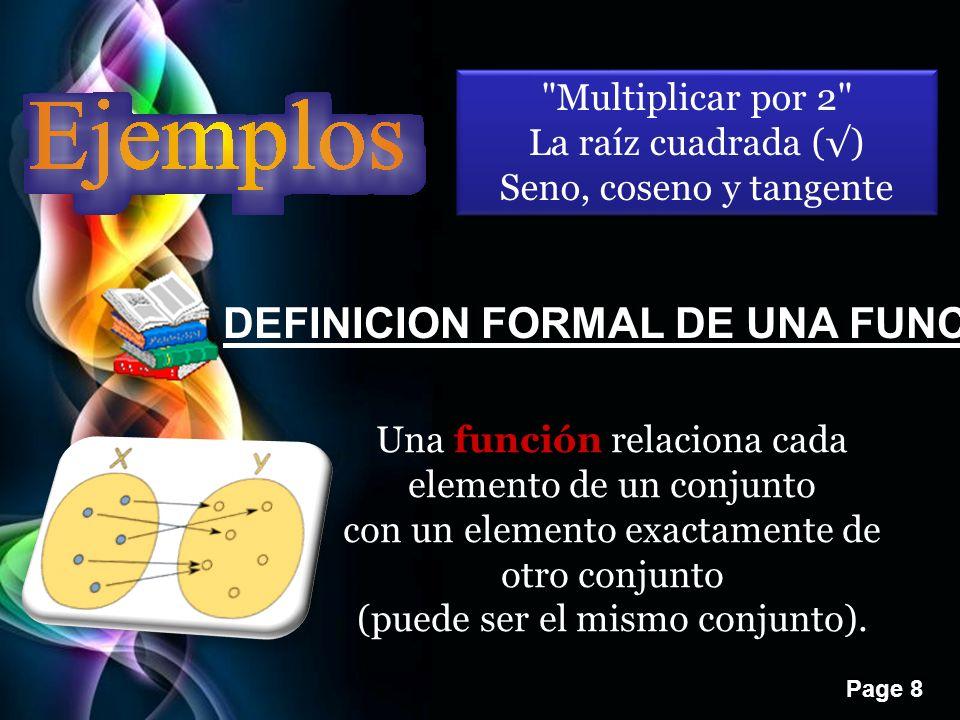 Page 39 2.7 Operaciones con funciones: adición, multiplicación, composición.