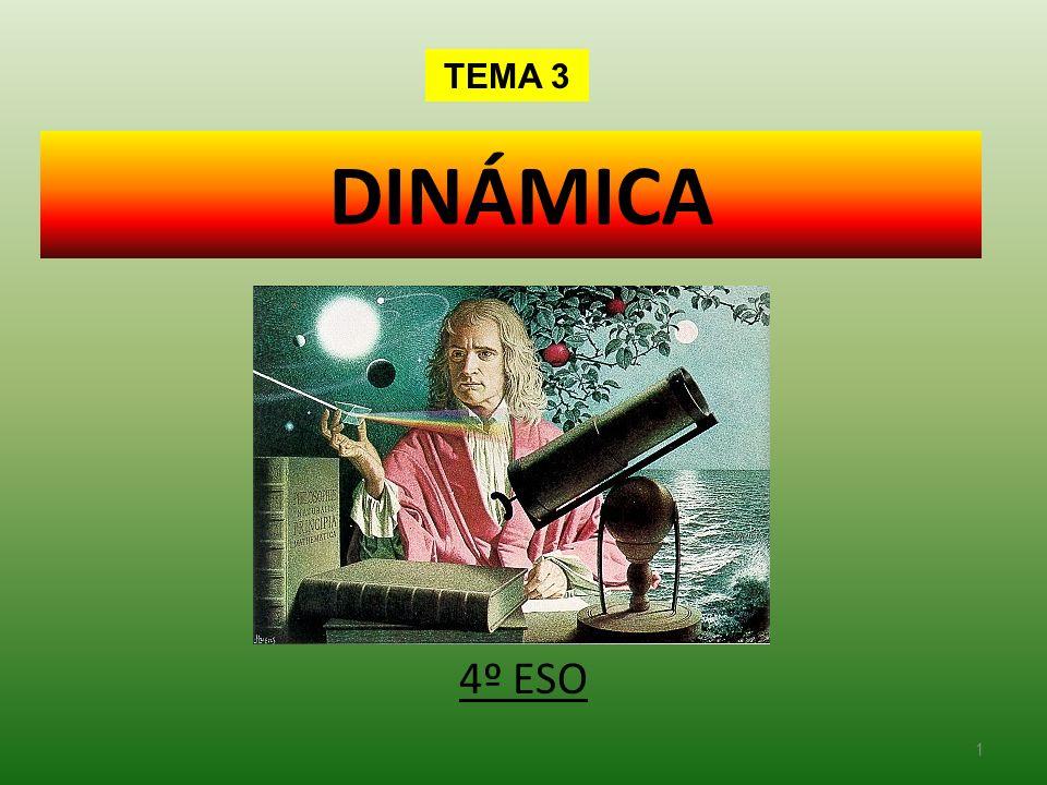 DINÁMICA 4º ESO 1 TEMA 3