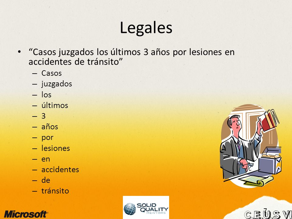 7 Legales Casos juzgados los últimos 3 años por lesiones en accidentes de tránsito – Casos – juzgados – los – últimos –3–3 – años – por – lesiones – en – accidentes – de – tránsito