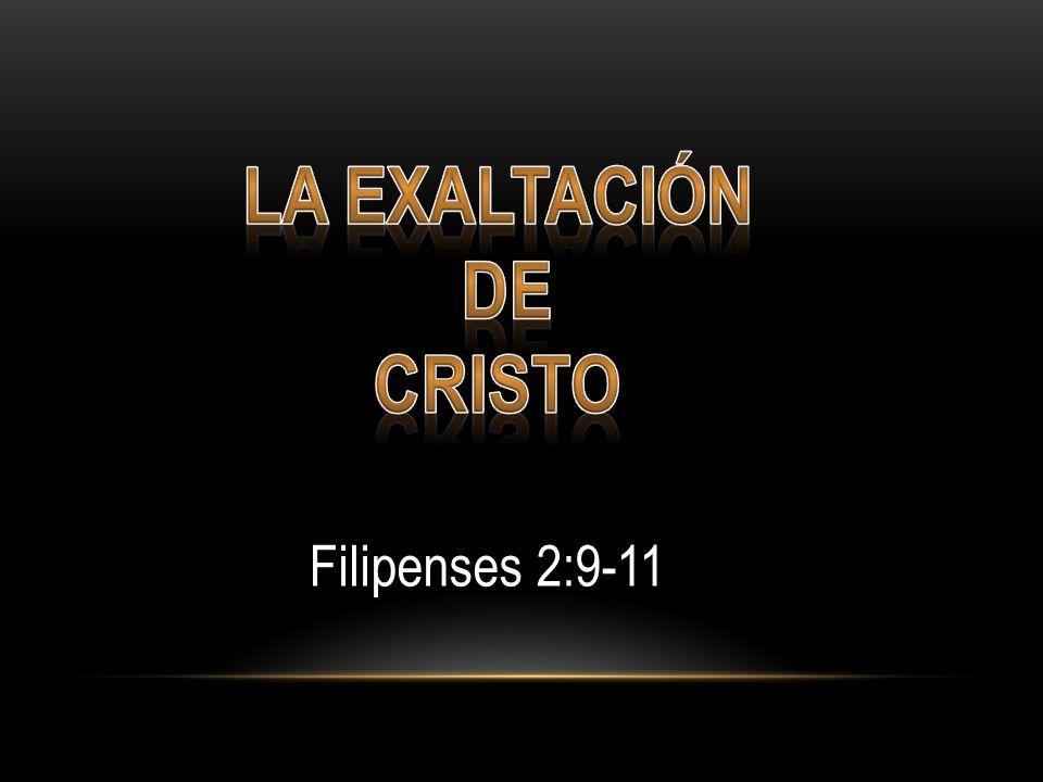 Filipenses 2:9-11