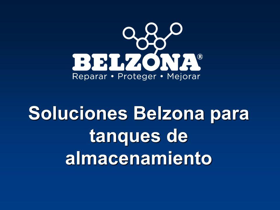Soluciones Belzona para tanques de almacenamiento