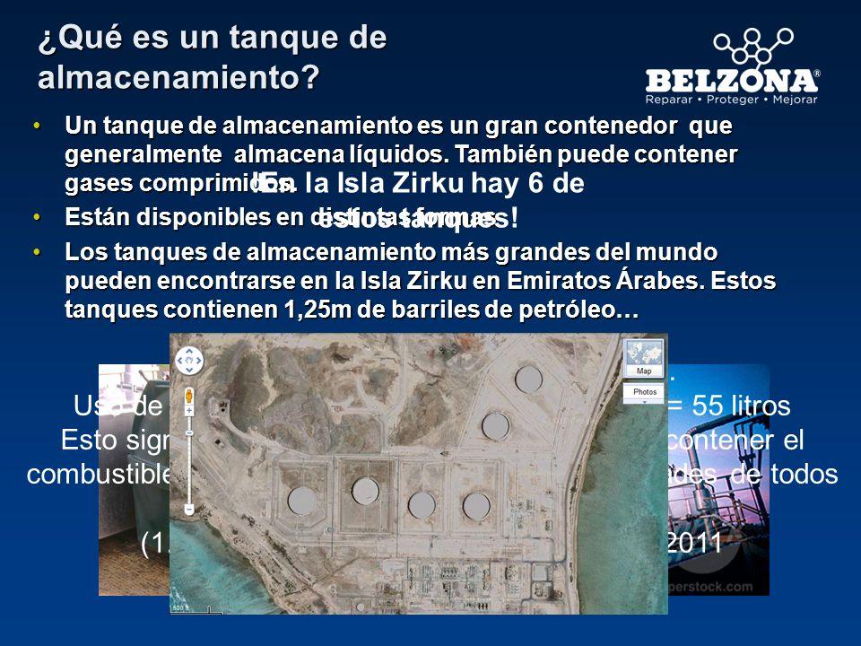 Remodelación y protección de la falda de acero del tanque 1.Preparación de la superficie mediante granallado 2.Acondicionamiento empleando acondicionadores de superficie de Belzona 3.Primera capa de Belzona 3111 (Flexible Membrane) y Belzona 9311(Reinforcement Sheet ) 4.Última capa de Belzona 3111 para completar el sistema